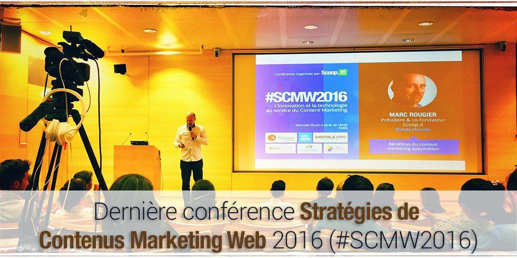 Stratégies de contenus marketing