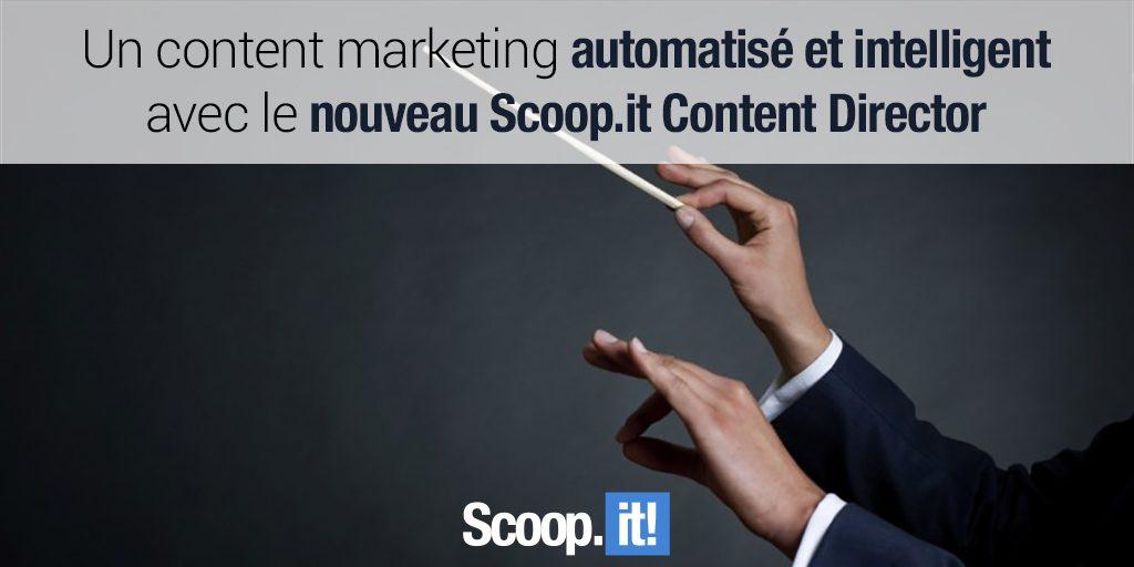 Nouveau Scoop.it Content Director