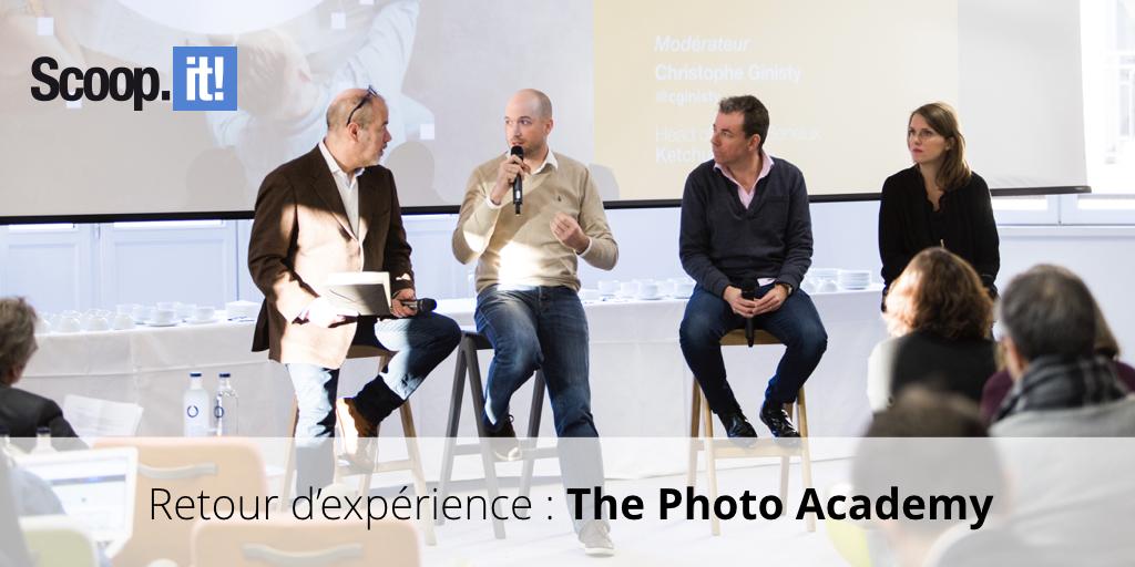 Retour d'expérience The Photo Academy