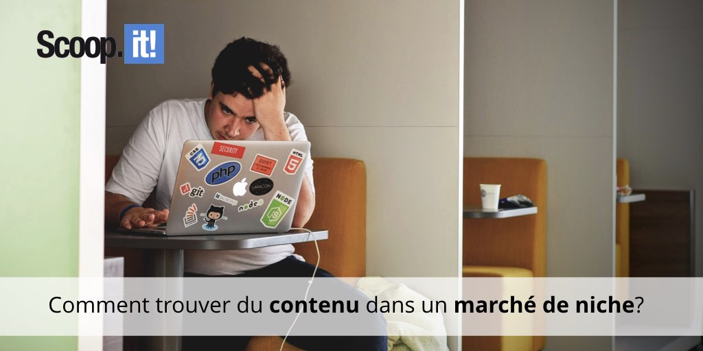 content marketing marché de niche