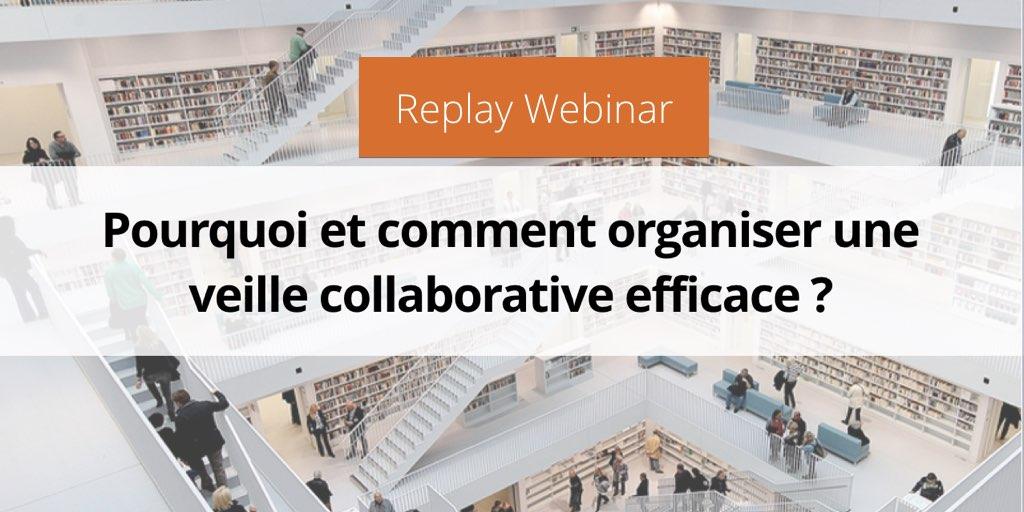 webinar veille collaborative