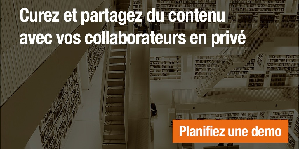 Solution veille collaborative