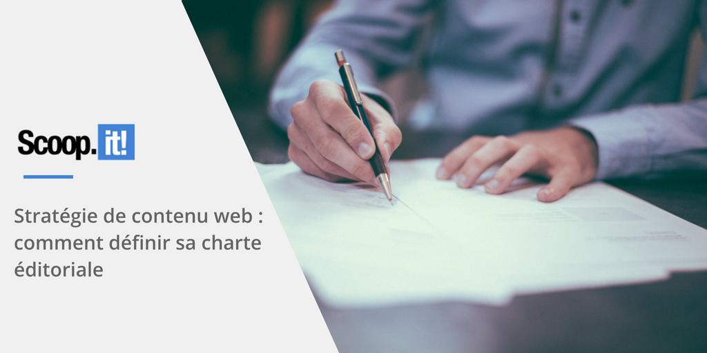 comment définir sa charte éditoriale web