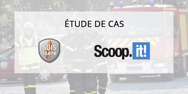 [Etude de cas] SDIS38 & Scoop.it : la veille au service des sapeurs pompiers de l'Isère